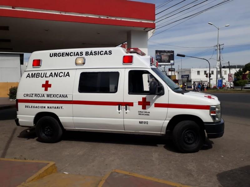 Planean ampliar número de ambulancias en Cruz Roja