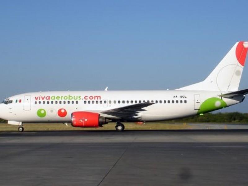 Habrá nuevo vuelo La Paz - CDMX