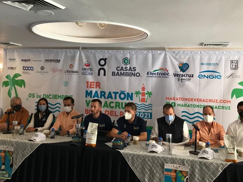 Habrá primer Maratón en Veracruz para finales de año