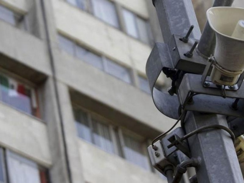 Habrá pruebas de audio en altavoces de CDMX