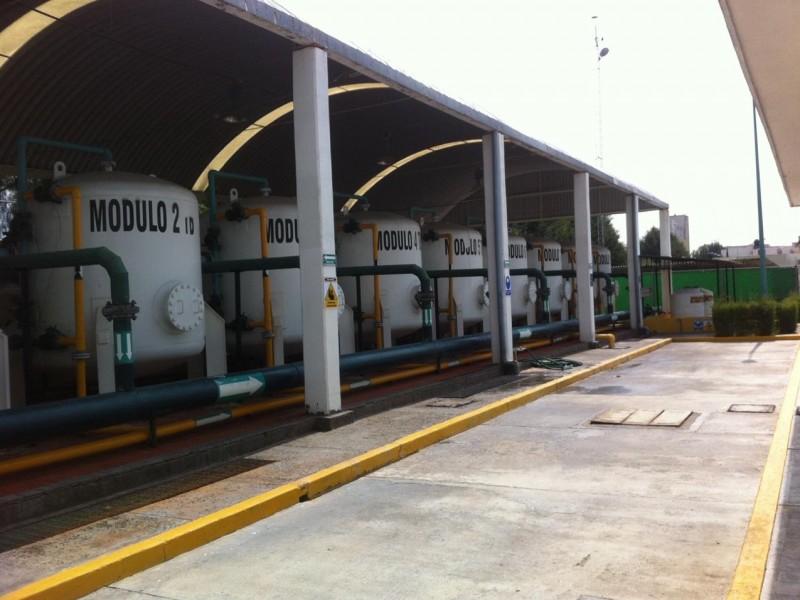 Habrá reducción del suministro de agua al sur-poniente