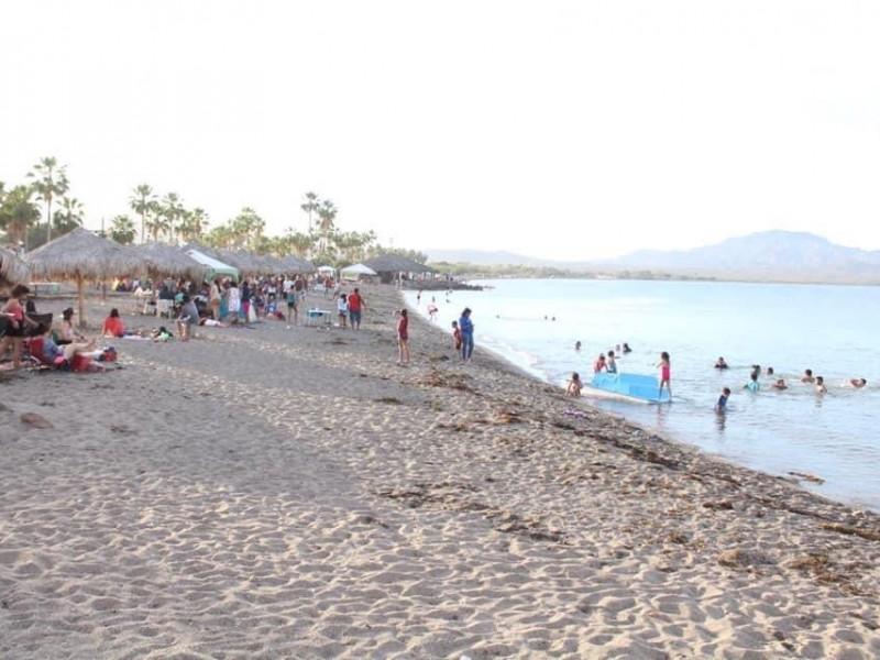 Habrá restricción total en playas de Loreto