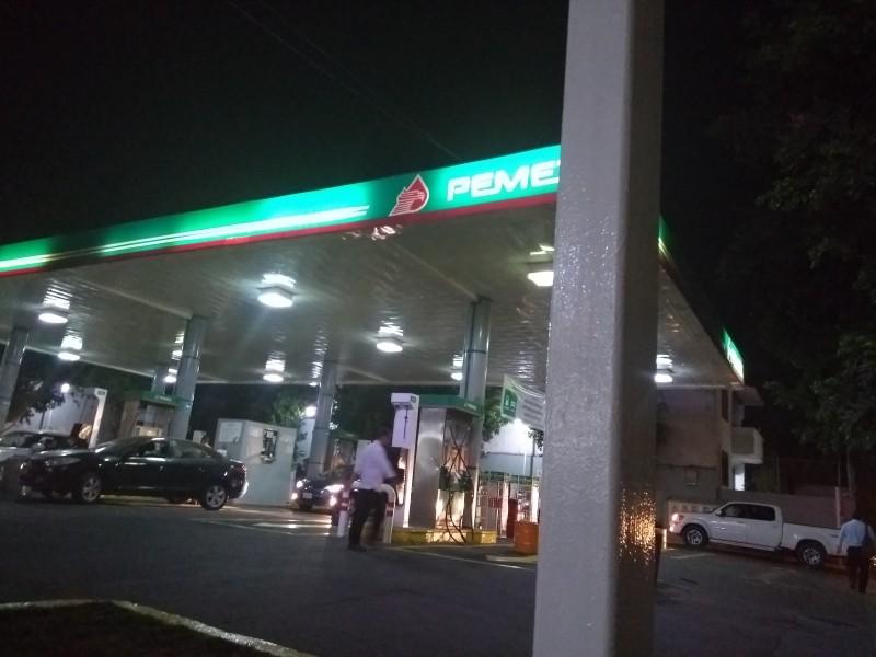 Habrá vigilancia en gasolineras para evitar incidentes