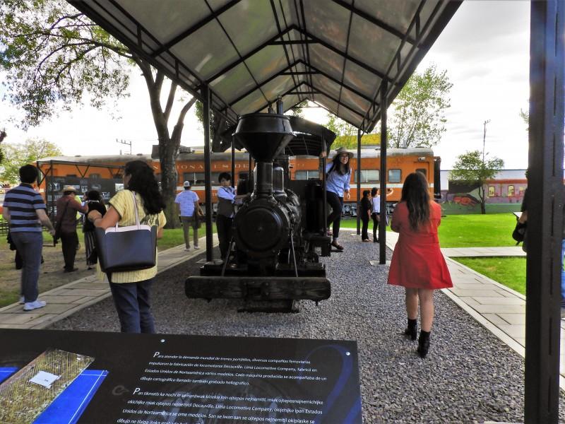 Hace 140 años llegaron los ferrocarriles a México