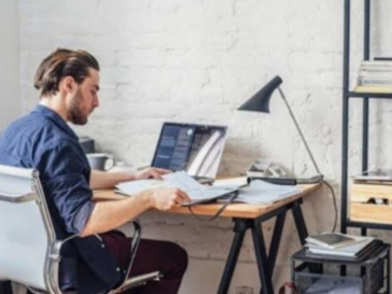 Hacer Home Office podría ser más laborioso y cansado