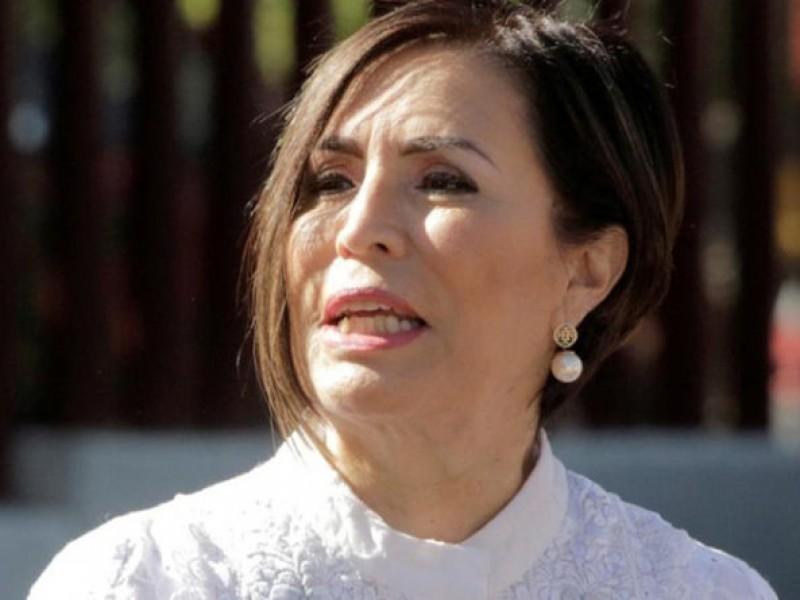 Hacienda alista nueva demanda contra Rosario Robles