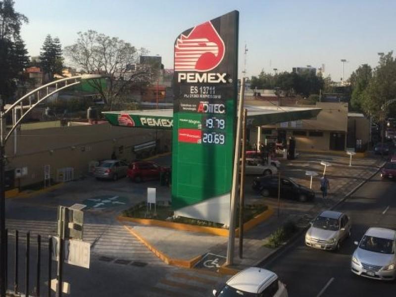 Hacienda elimina estímulo fiscal a las gasolinas y diésel
