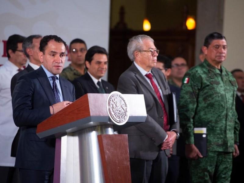 Hacienda otorga $4,500mdp a las Fuerzas Armadas por Covid-19