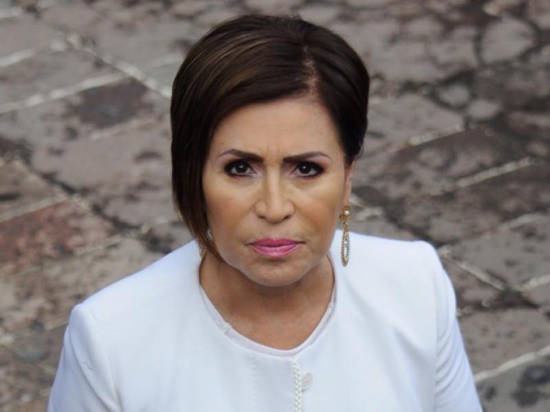 Hackean celular de Rosario Robles