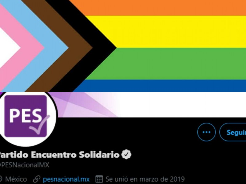 Hackean cuenta de Twitter del Partido Encuentro Solidario
