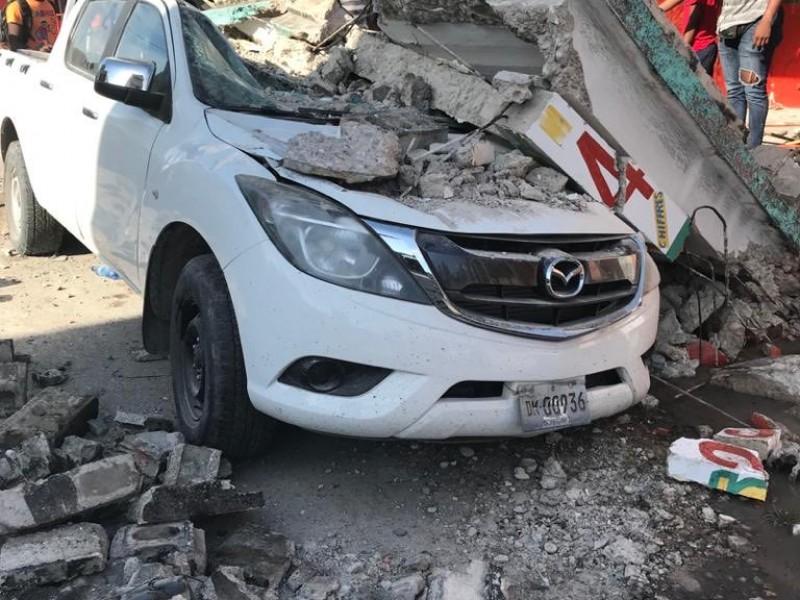 Haití, país golpeado por tragedias; reportan varios muertos por sismo