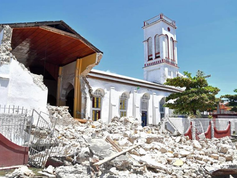 Haití: sube a 724 cifra de fallecidos por terremoto