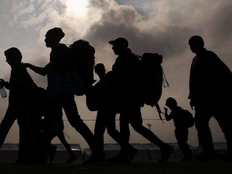Haitianos y Nicaragüenses llegan a San Luis Río Colorado