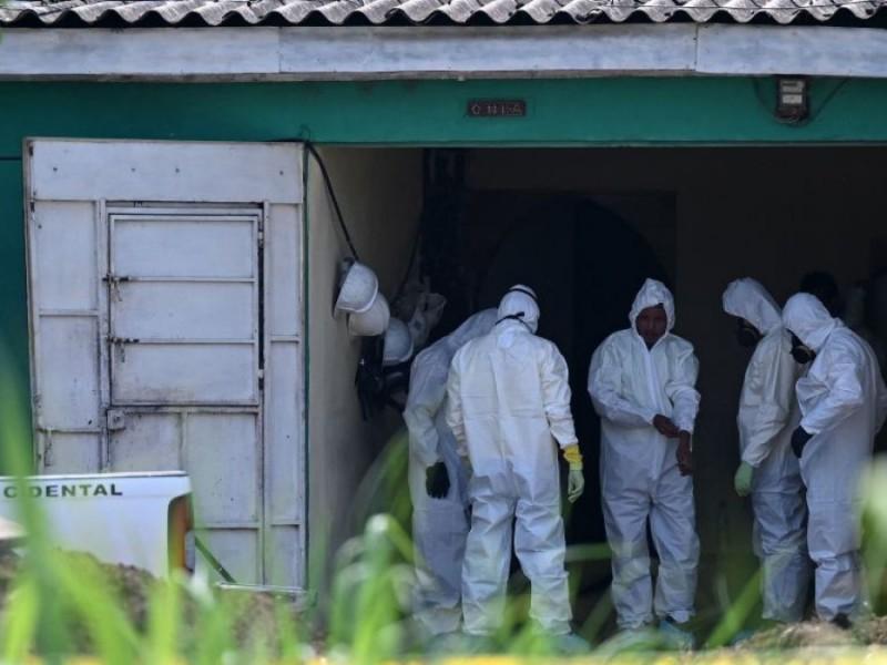 Hallan 18 cadáveres en casa de expolicía en El Salvador
