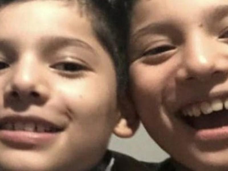 Hallan a gemelos desaparecidos en Juan C Bonilla