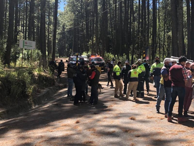 Hallan a las 11 personas desaparecidas en la Malinche