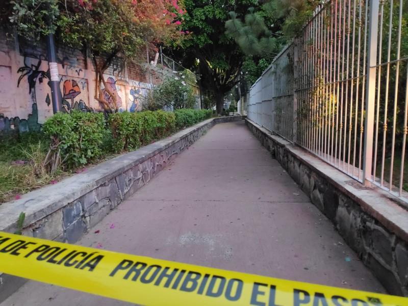 Hallan a mujer sin vida en El Zalate de Guadalajara