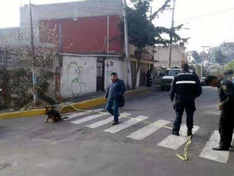 Hallan cadáver maniatado en Magdalena Contreras