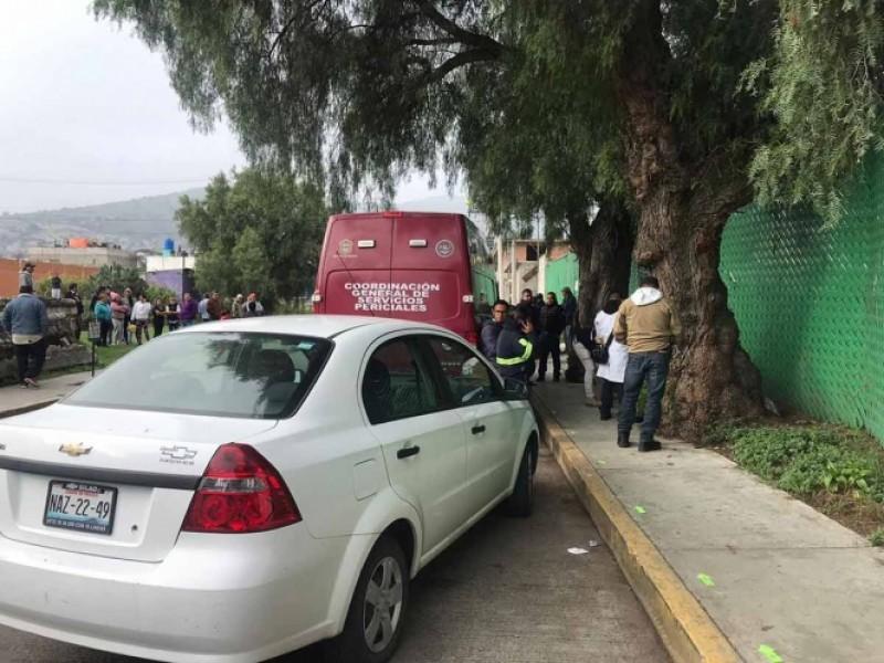 Hallan dos cadáveres de mujeres en Ecatepec