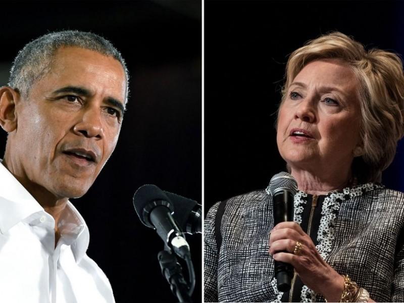 Hallan explosivos en oficinas de Obama y Hillary