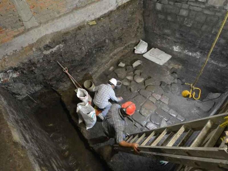 Hallan restos de casa de Hernán Cortés en la CDMX