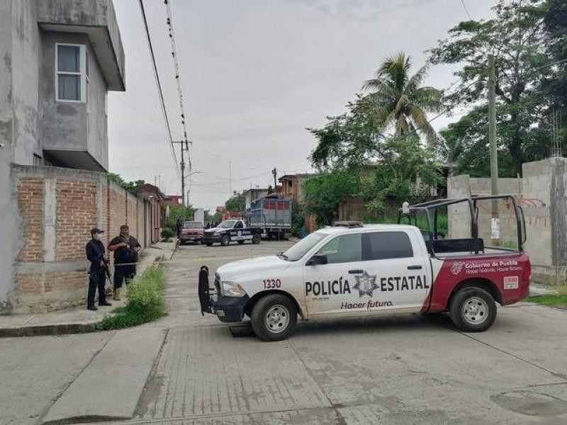 Hallan restos desmembrado en colonia El Huasteco de Puebla