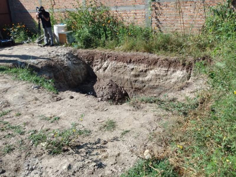 Hallan restos y cuerpos de 58 víctimas en 3 fosas