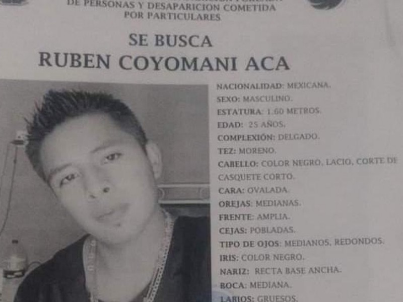 Hallan sin vida a joven reportado como desaparecido en Cholula