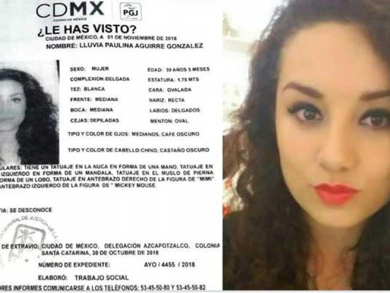 Hallan sin vida a mujer desaparecida en Azcapotzalco