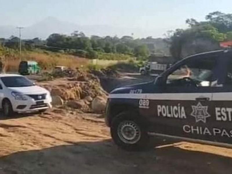 Hallan sin vida a mujer en Tapachula