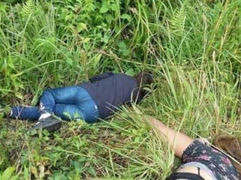 Hallaron muerta a niña y mujer en Jitotol.