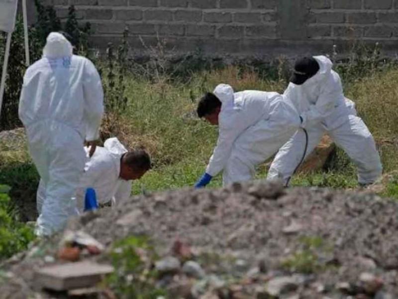 Hallaron restos de 50 personas en Tlajomulco