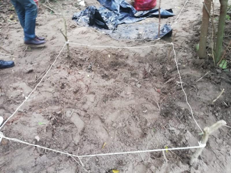 Hallazgo de fosas clandestinas ocurrió en Arbolillo