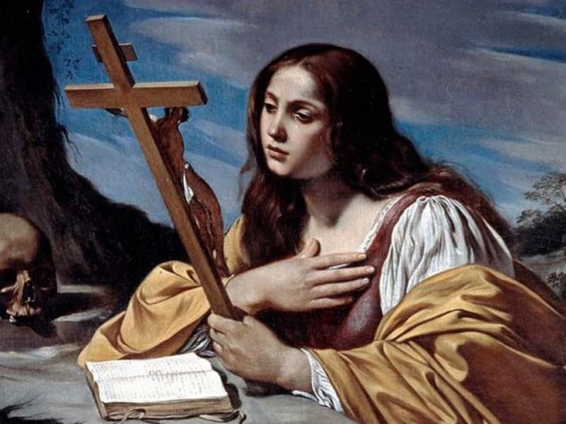 Hallazgos desmienten imagen de María Magdalena