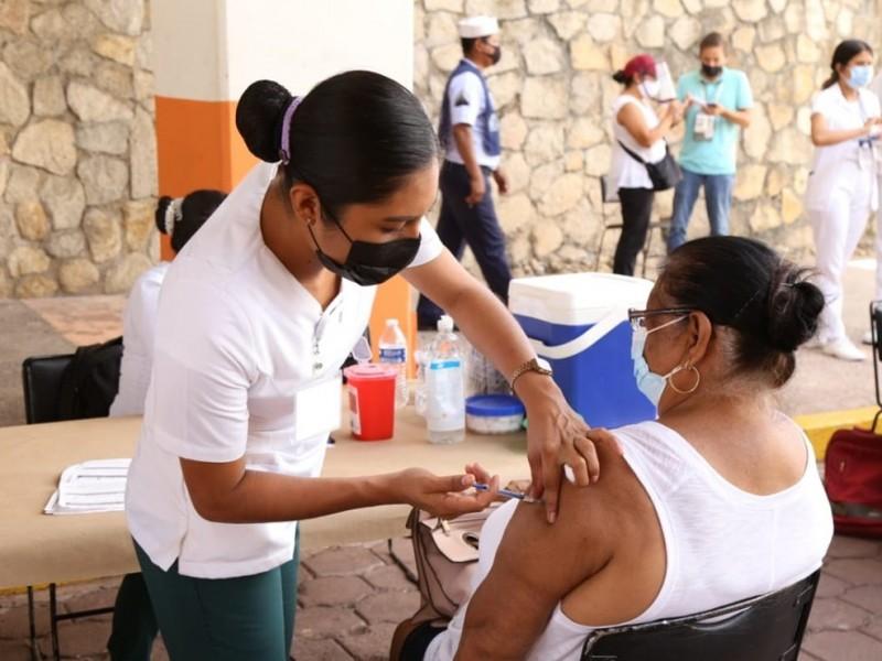 Han aplicado un millón de vacunas contra COVID19 en Guerrero