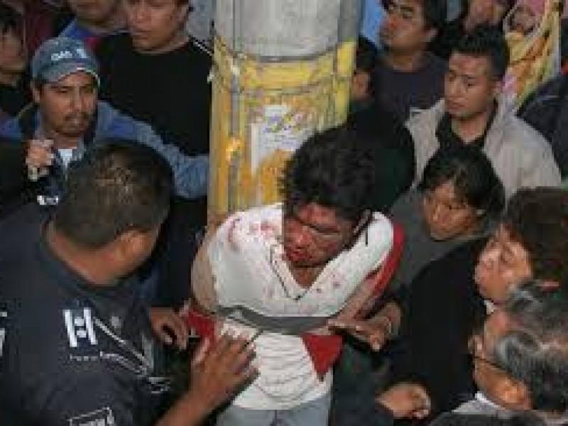 Han linchado a 5 personas y 160 han sido rescatadas