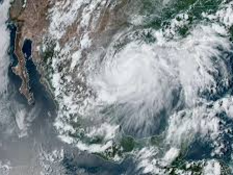 Hanna se degrada a depresión tropical en NL
