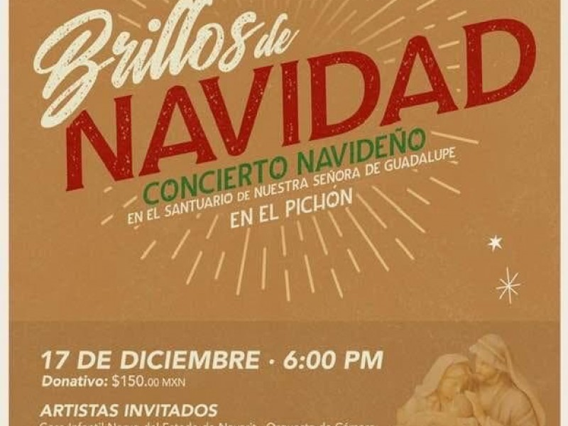 Harán concierto para restauración de la iglesia del-Pichón