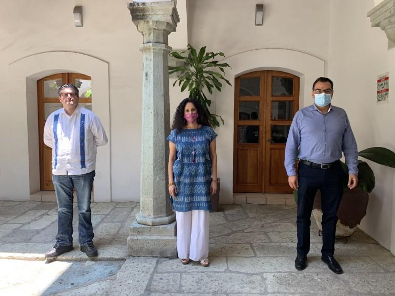 Harp estima prolongación de Jornada de Sana Distancia en Oaxaca