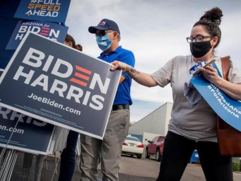 Harris y Trump con fuerte agenda en Florida