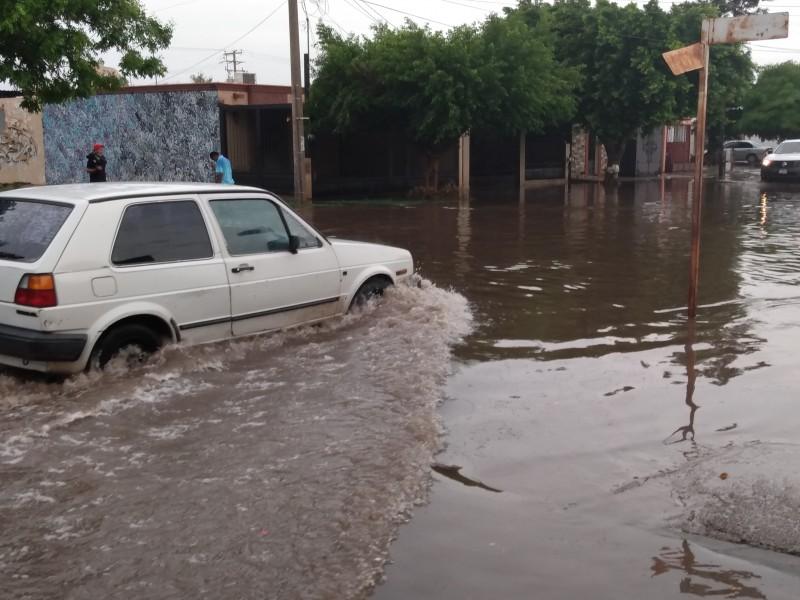 Hartos de inundaciones, piden apoyo a las autoridades