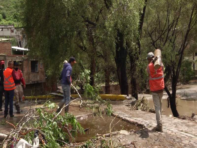 Hasta 300 millones para reconstrucción de daños en Genaro Codina