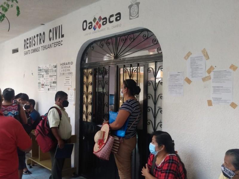 Hasta 300 pesos las actas de nacimiento; denuncian ciudadanos