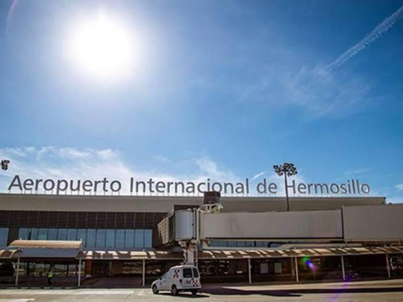 Hasta 40 vuelos comerciales diarios salen de aeropuerto de Hermosillo