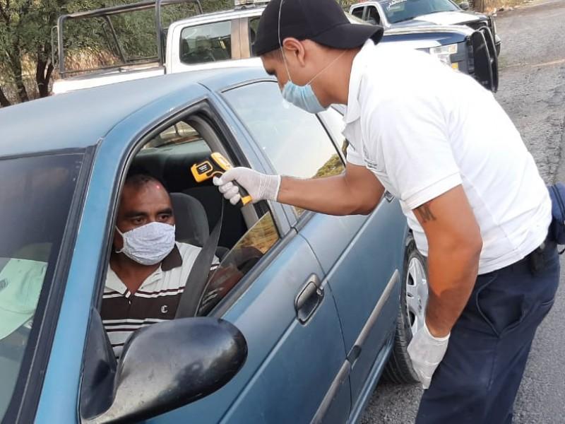 Hasta 5 reportes de eventos recibe Protección Civil en Huimilpan