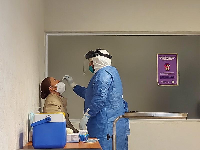 Hasta 6 mil pruebas diarias Covid-19 se aplican en Jalisco