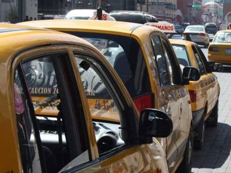 Hasta junio podrá movilidad regular tarifas de taxis