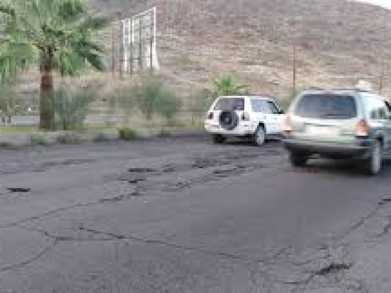 Hasta noviembre reparación integral de carretera Guaymas-Empalme
