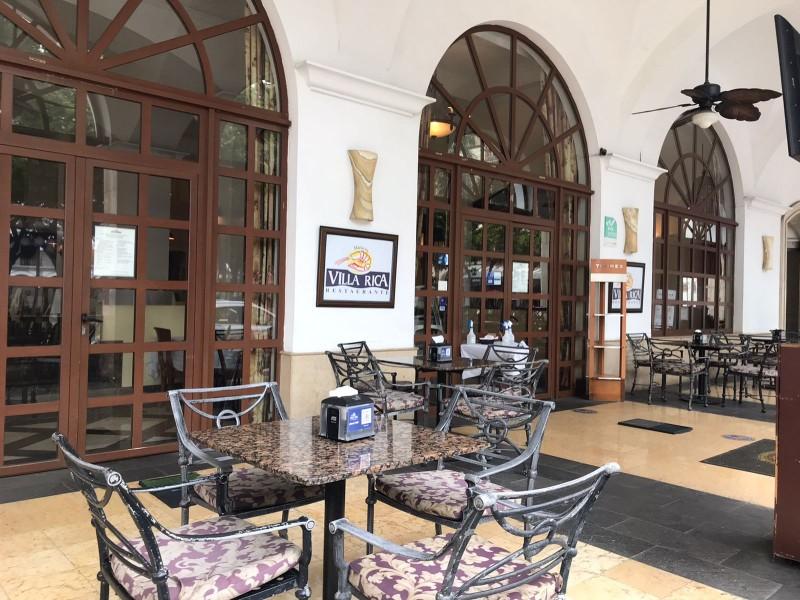 Hasta un 15% bajaron las ventas en restaurantes de Veracruz