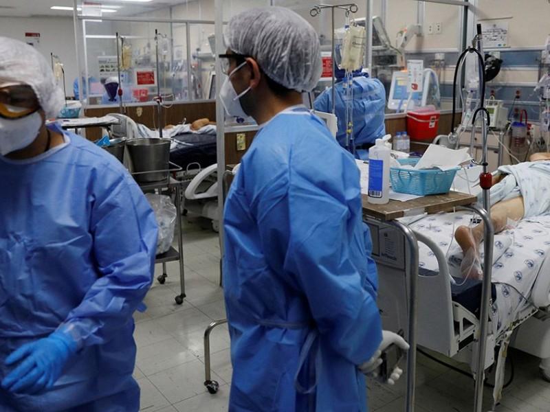 Hay 1,270 nuevos contagios en Puebla